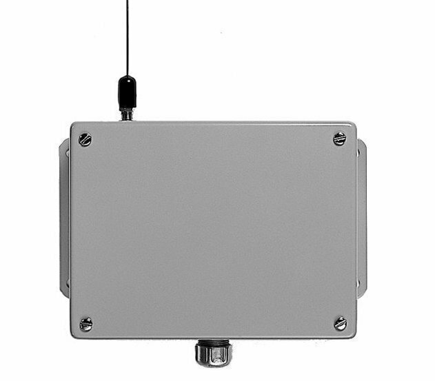 302101 Multi-Code Two Channel Gate Receiver, 300MHz