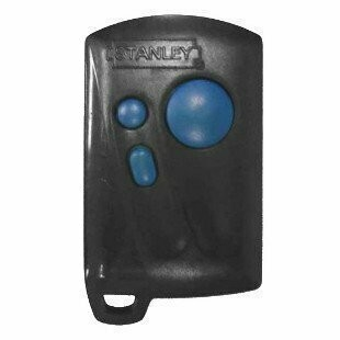 49477 SecureCode Three Button Key Chain Remote