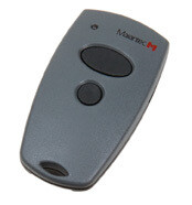 M3-2432 Two Button Visor Remote, 433MHz
