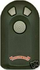 ACSCTO Type 3 Overhead Door Three Button Visor Remote