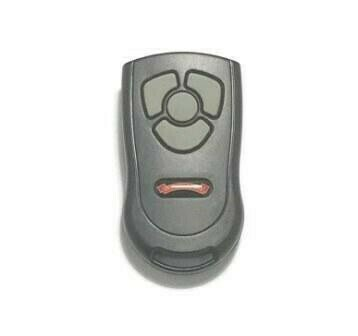 OCD390-4 Overhead Door Four Button Key Chain Remote