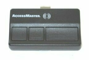 Sears Craftsman Replacement Three Button Visor Remote, 373AC