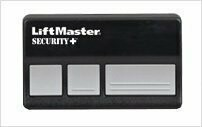 HBW1241 LiftMaster Three Button Visor Remote