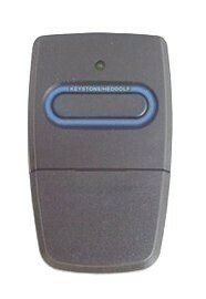 G220-1KB One Button Visor Remote, 9/12 Switch Compatible