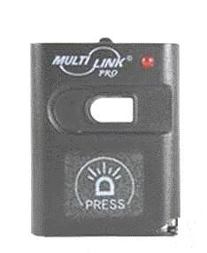 CD-390M One Button Mini Remote, 9 Switch Compatible
