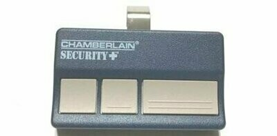 953D, 953CD Chamberlain Replacement Remote Now Uses The 373AC