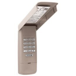 878MAX LiftMaster Multi Learn Button Wireless Keypad Replaces 877MAX