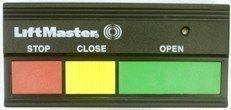 333LM LiftMaster OCS Three Button Visor Remote, 315MHz