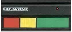 33LM LiftMaster OCS Three Button Visor Remote, 390MHz