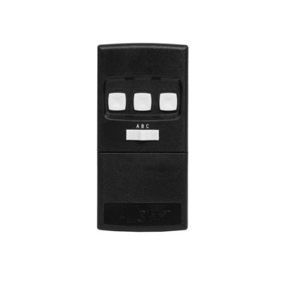 Allstar BA8833TC Three Button Nine Door Remote, 190-109023
