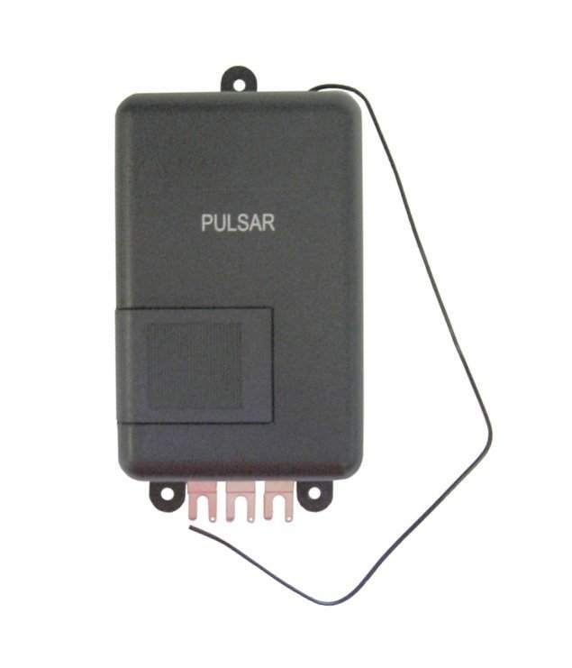 MVP Receiver 190-110548 Current Replacement Is Pulsar 9931R