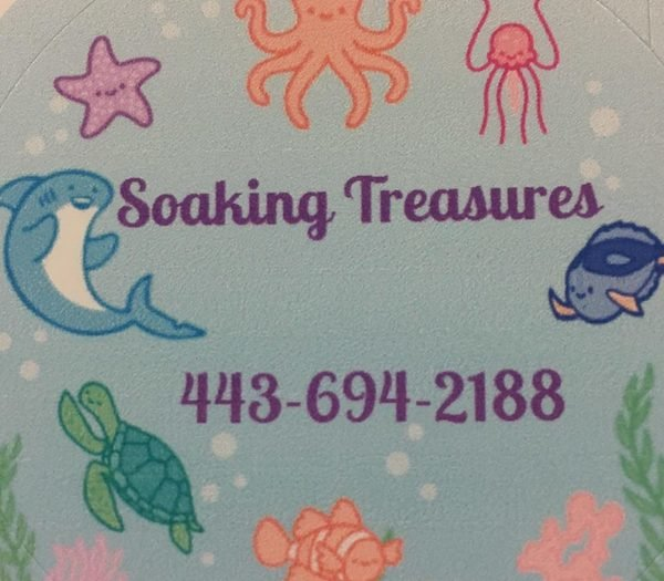 Soaking Treasures