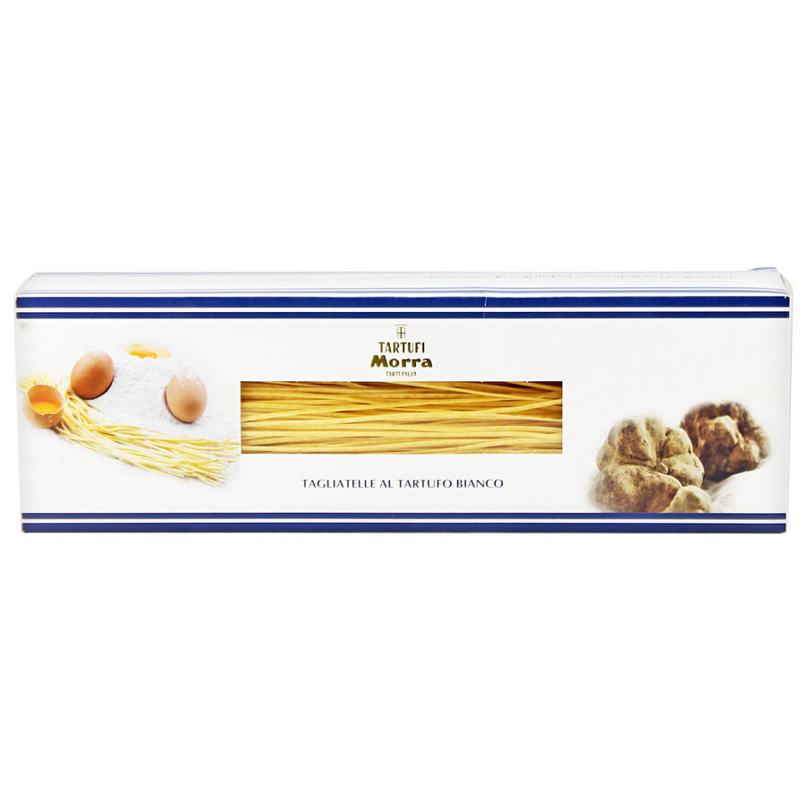 Tagliolini Pasta Valkotryffeleillä | Tagliolini Egg Pasta With White Truffle | TARTUFI MORRA | 250 G
