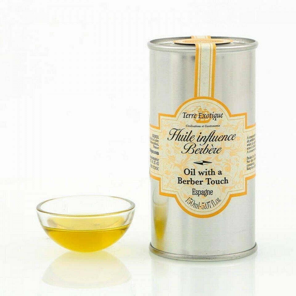 Berberityyppinen Oliiviöljy | Berber Influence Olive Oil | TERRE EXOTIQUE | 150 ML