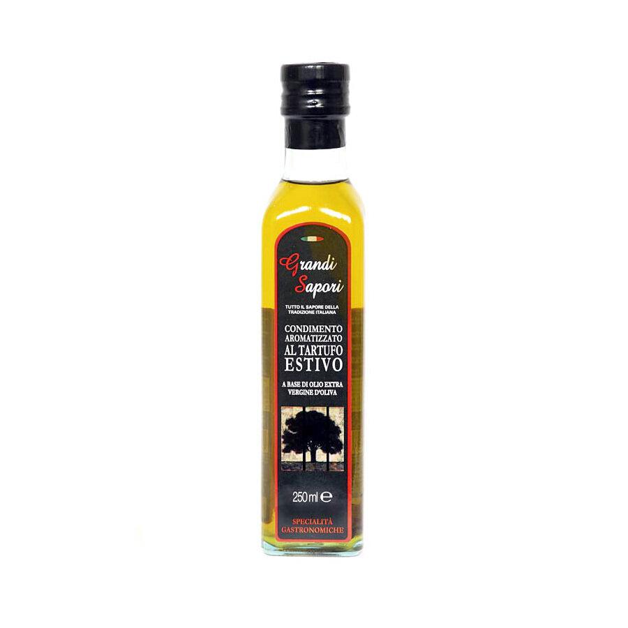Tryffeliöljy, kesän mustatryffeli (Tuber Aestivum Vitt.)   MARIO F.   250 ml