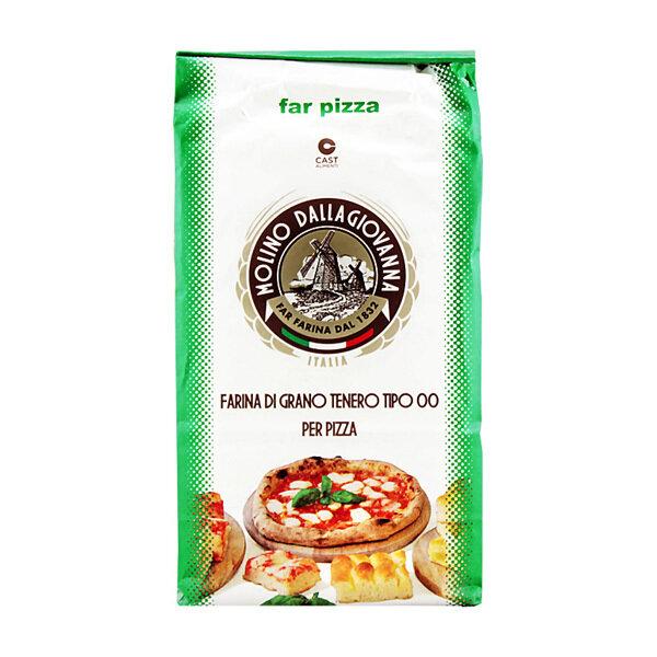 "Pizzajauho ""00"" W-200 | Pizza Flour | MOLINO DALLAGIOVANNA | 1kg"