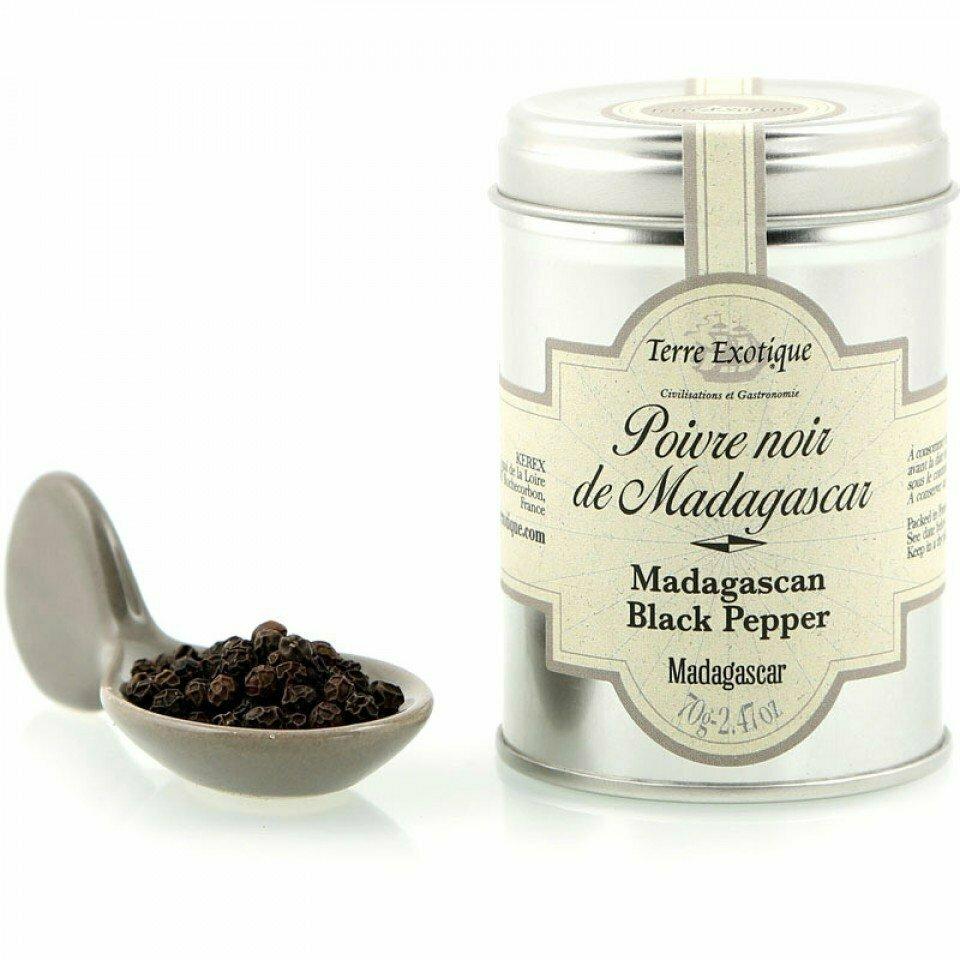 Madagaskarin Mustapippuri   TERRE EXOTIQUE   70 g