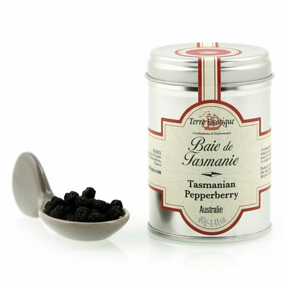 Tasmanian Pepperberry | TERRE EXOTIQUE | 40 G