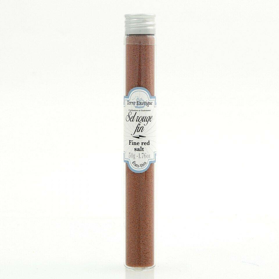 Hawaiian Red Salt | TERRE EXOTIQUE | 50g