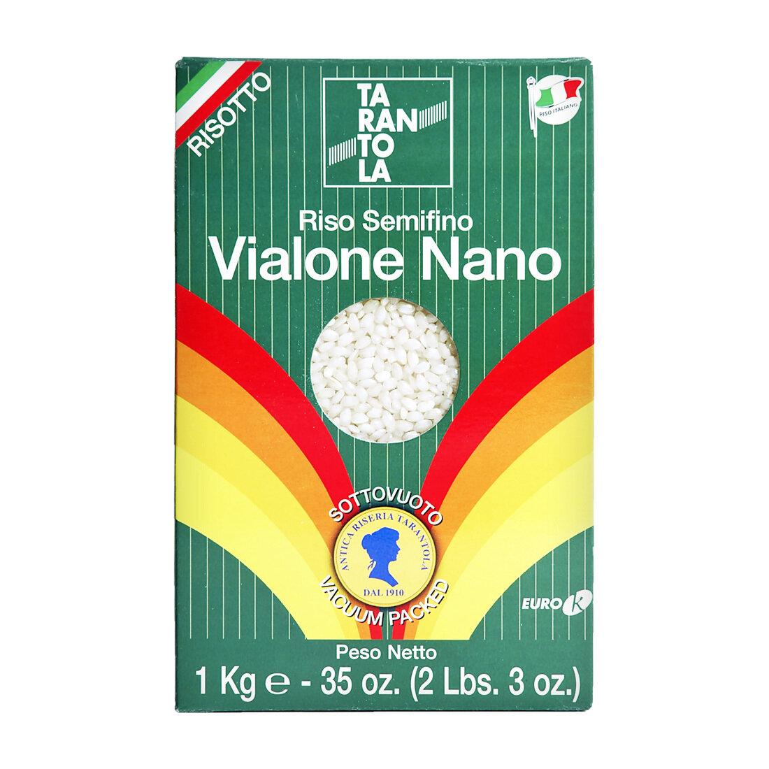Vialone Nano Riisi | Vialone Nano Rice | TARANTOLA | 1 kg