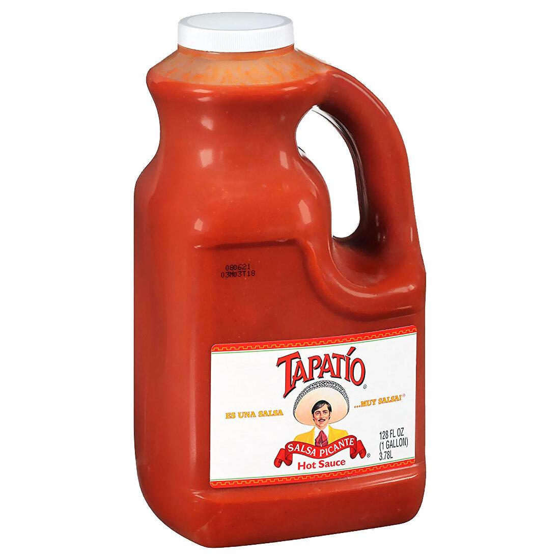 Tapatío Tulinen Kastike | Tapatío Hot Sauce | TAPATÍO | 3785 ML