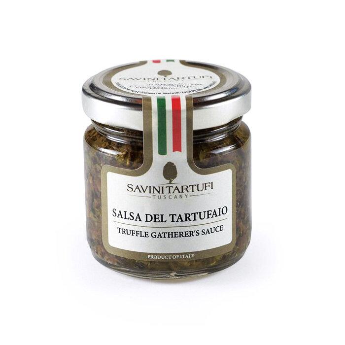 Keräilijän tryffelitahna | Truffle Hunter's Sauce | SAVINI TARTUFI | 90 g
