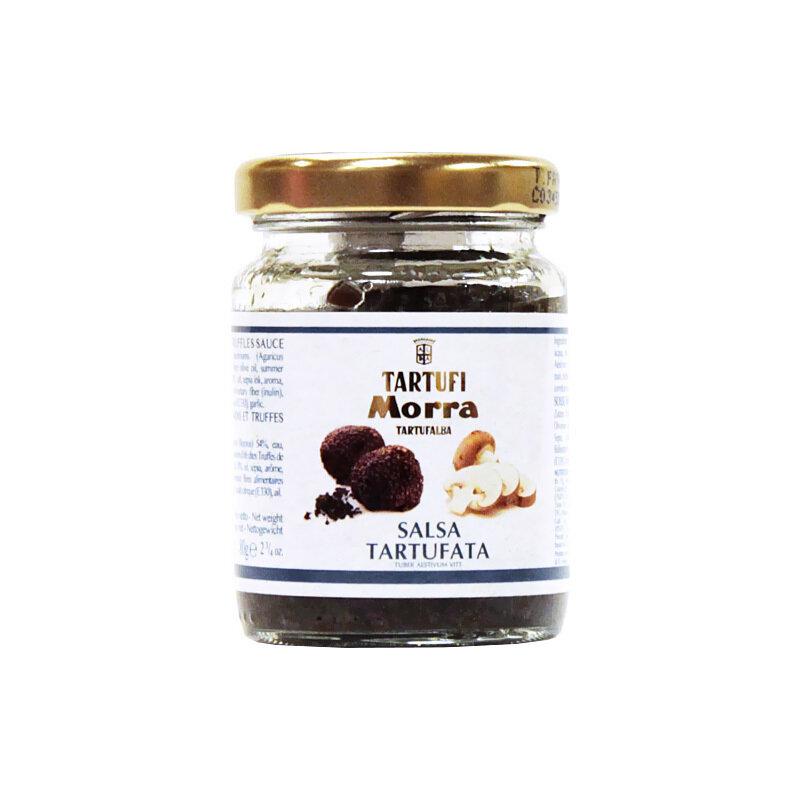 Tartufata Sieni-tryffelikastike | TARTUFI MORRA | 80g