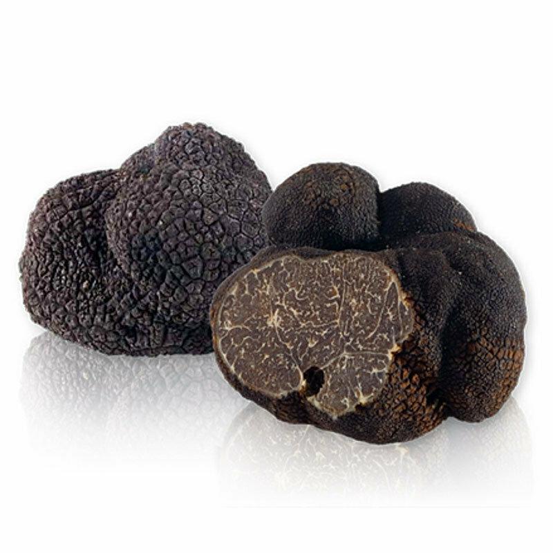 Talven mustatryffeli (Tuber Melanosporum Vitt.) | Fresh Winter Black Truffle | 1 kpl (+10g)
