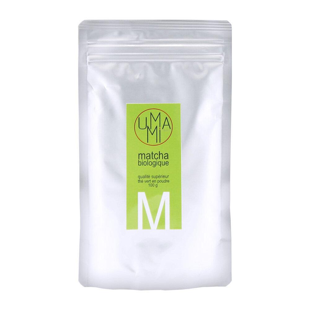 Luomu matcha tee | Organic Superior Matcha Tea | UMAMI | 100 G