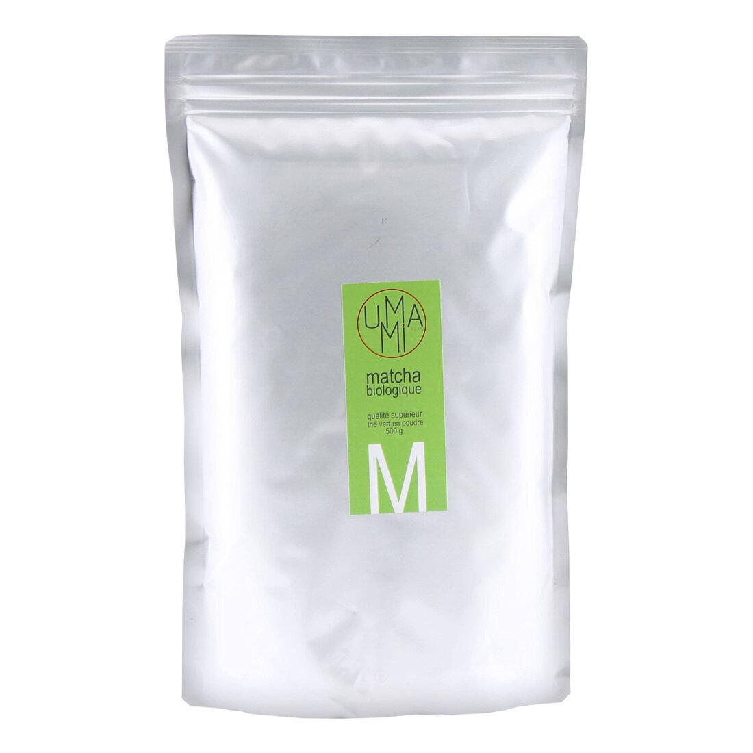 Luomu matcha tee | Organic Superior Matcha Tea | UMAMI | 500 G