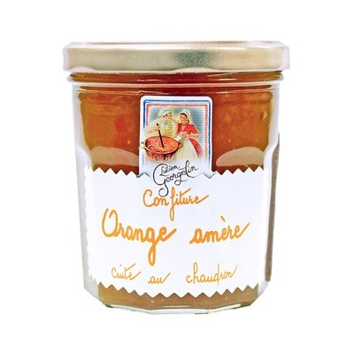 Pomeranssihillo Extra | Bitter Orange Extra Jam | LUCIEN GEORGELIN | 350 G