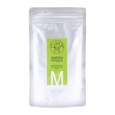 Organic Superior Matcha Tea | UMAMI | 100 G