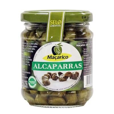 Kaprikset Etikassa | Capers in Vinegar | MACARICO | 195 G
