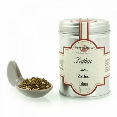 Zahtar Spice Blend | TERRE EXOTIQUE | 70g