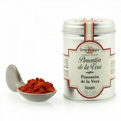 Pimentón de La Vera Smoked Paprika | TERRE EXOTIQUE | 60g