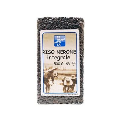 Nerone Mustariisi (Riso Venere) | Nerone Black Rice | TARANTOLA | 500 G