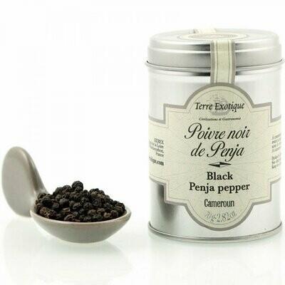 Penja Black Pepper | TERRE EXOTIQUE | 70 G
