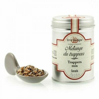 Trapper's Spice Blend | TERRE EXOTIQUE | 70g