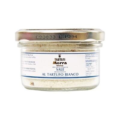 Guérande Sea Salt With White Truffle | TARTUFI MORRA | 100g