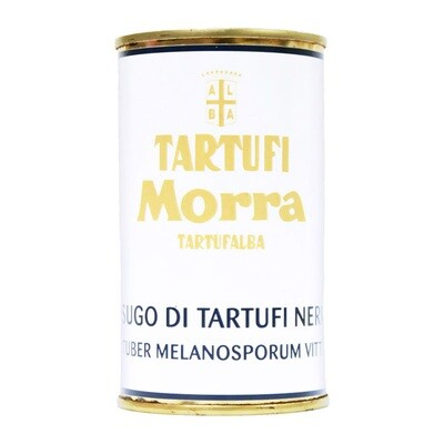 Black Winter Truffle Extra Juice | TARTUFI MORRA | 200g