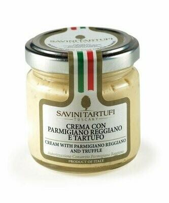 Cream With Parmigiano & Truffle | SAVINI TARTUFI | 90g