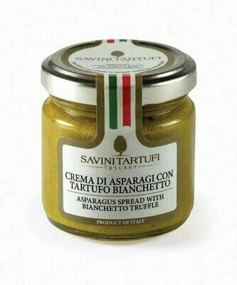 Asparagus Spread With Bianchetto Truffle | SAVINI TARTUFI | 90g