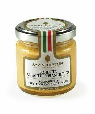 Fondue With Bianchetto Truffle | SAVINI TARTUFI | 90g