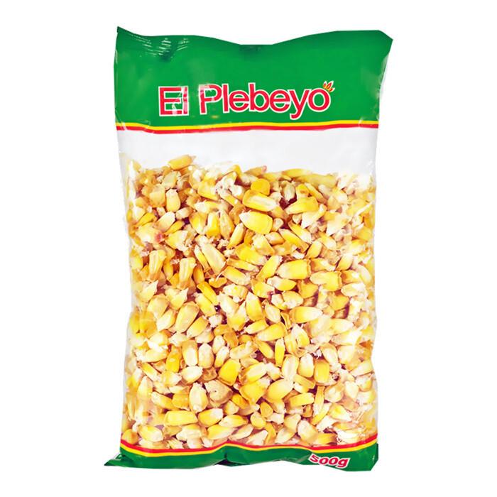 Kuiva Maissirae Chulpe   Corn Chulpe   EL PLEBEYO   500 G