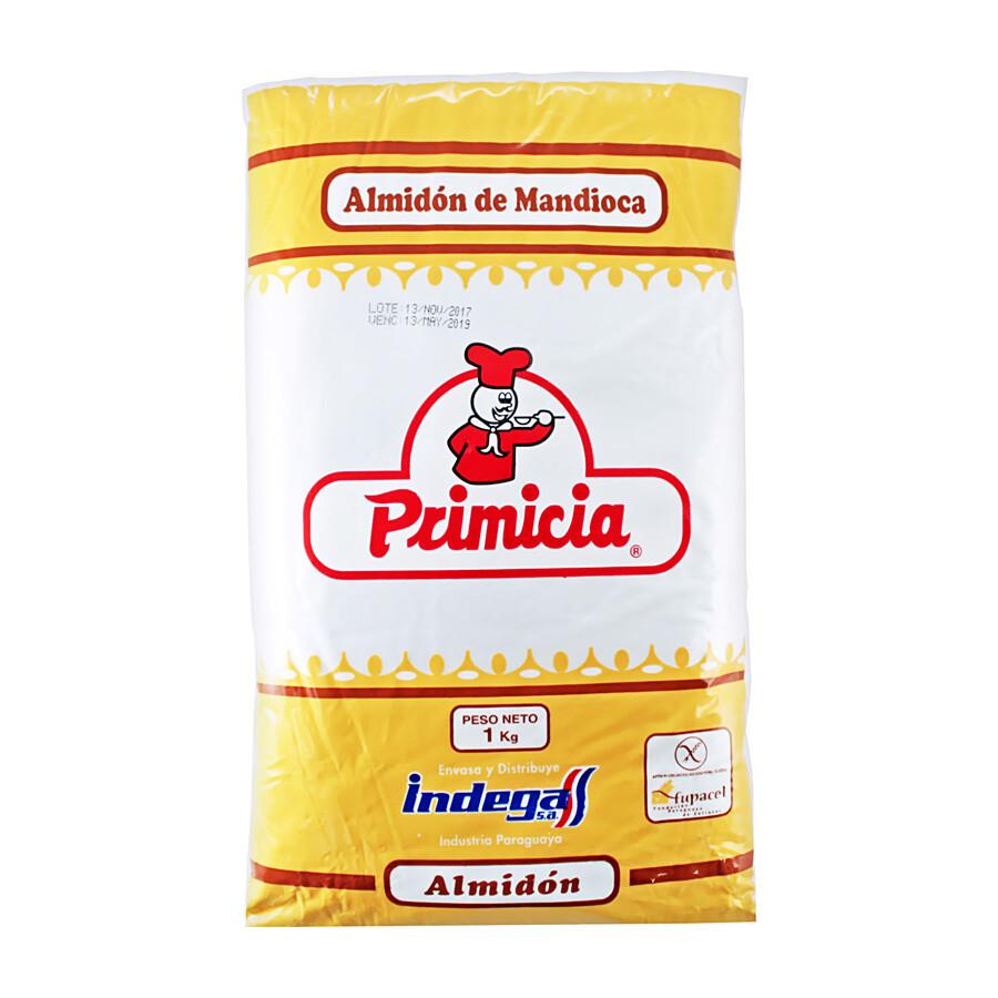 Tärkkelys Maniokki (Yuca) | Mandioca Starch | PRIMISIA | 1kg