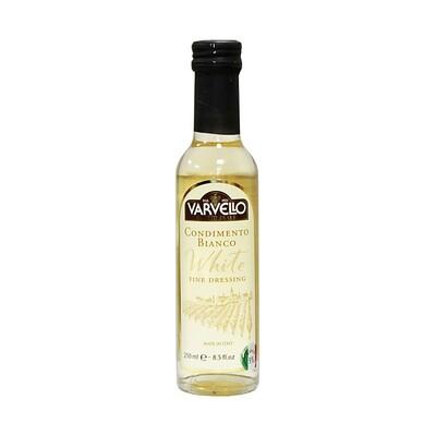 Valkoinen Balsamiviinietikka | White Balsamic Vinegar | VARVELLO | 250ml