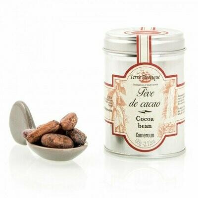 Cocoa Beans | TERRE EXOTIQUE | 60 G