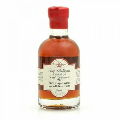 Pure Maple Syrup | TERRE EXOTIQUE | 200 ML