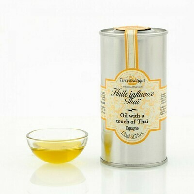 Thai Influence Olive Oil   TERRE EXOTIQUE   150 ML