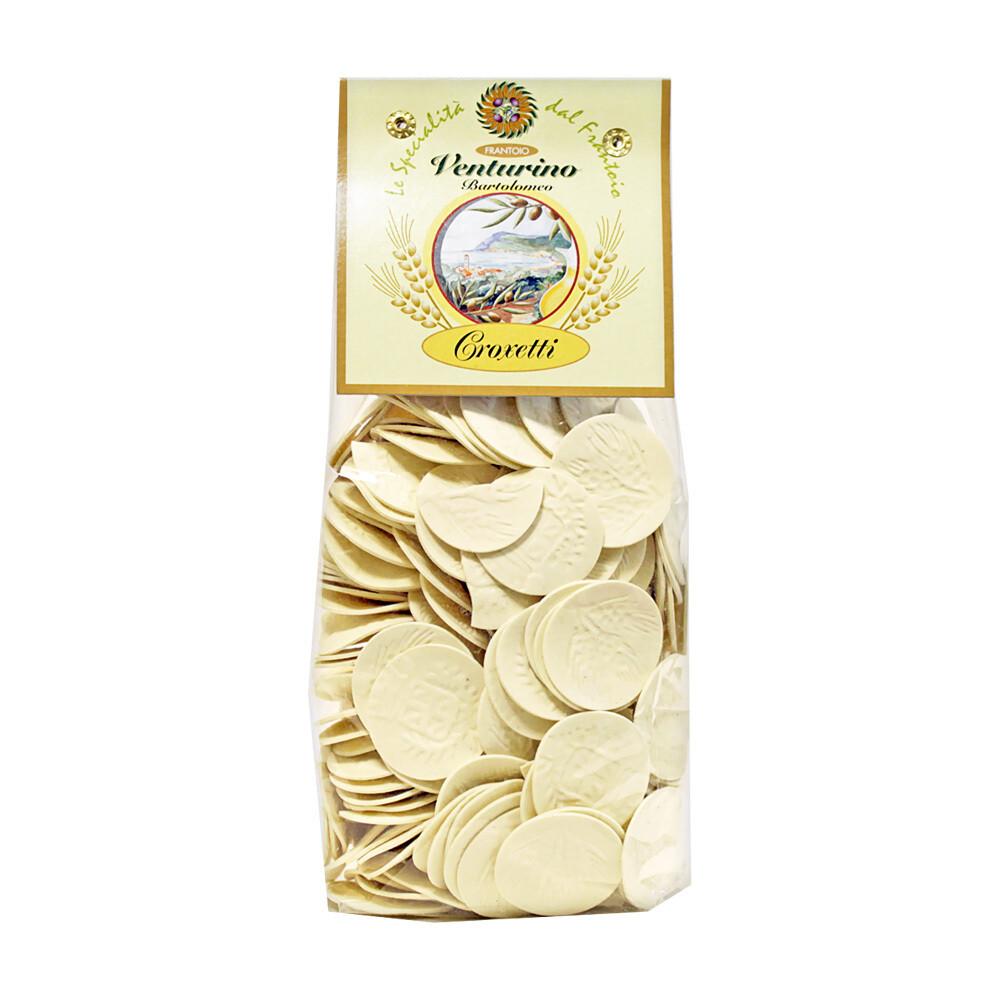 Croxetti Pasta   Ligurian Pasta   VENTURINO   500 G